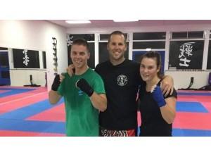 Twee nieuwe instructeurs bij Budokai Senshi