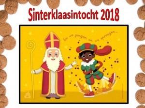 Sinterklaasintocht Stad aan 't Haringvliet