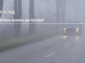Kennis van verkeersregels kan beter, aldus VVN