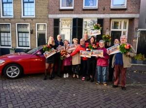 Inwoners Sommelsdijk winnen 475.000; burgemeester ook in de prijzen