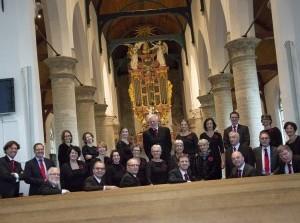 Concert van Vocaal Ensemble Magnificat