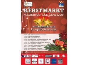 Kerstmarkt 8 december Voorstraat Ooltgensplaat