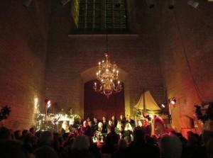 Kamerkoor Fiori Musicali brengt Kerstsfeer in de Toren
