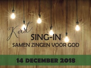 GO&SING4GOD Kerst in NieuwTonge
