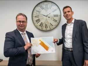 Overdracht laatste gronden van provincie Zuid-Holland voor gebiedsontwikkeling Noordrand