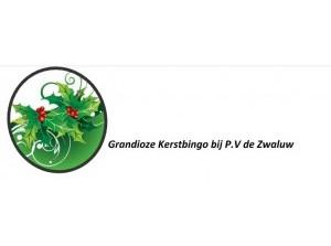 Grandioze Kerstbingo bij P.V de Zwaluw