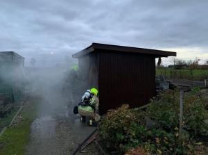 [getuigenoproep] Weer brand bij volkstuintjes Middelharnis