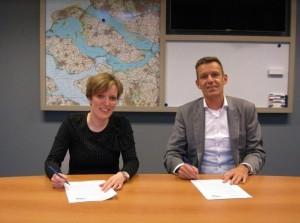 Bouwteam voor aanpak kademuur havenkom Middelharnis