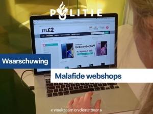 Wil jij iets online bestellen? Trap dan niet in malafide webshops