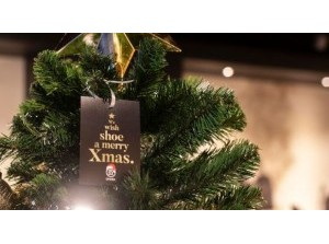 Kom je favoriete paar schoenen in de Kerstboom hangen