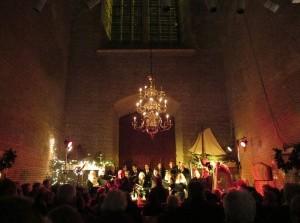 """Kerstconcert van het Chr. Kamerkoor """"Fiori Musicali"""""""