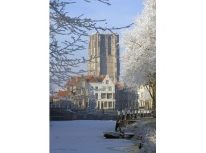 Kerstconcert vanaf de Goereese Toren