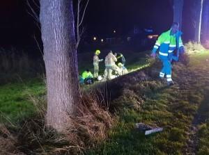 Ernstig eenzijdig ongeval Nieuw Bloksedijk Achthuizen