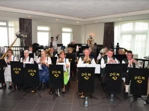 Nieuwjaarsconcert Die Grevelinger Musikanten