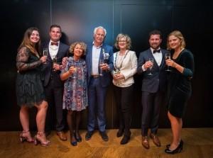 De heer Cees van Dam (Dirksland) Koninklijk onderscheiden