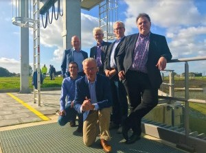 Enthousiast team Goeree-Overflakkee doet mee in Waterschap Hollandse Delta