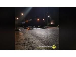 Ongeval met teveel alcohol Kon. Julianaweg Sommelsdijk