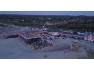 Grote Bolloshow in Houten Kaap