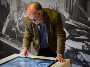 Expositie merklappen & Virtual Reality Watersnood 1953 in Streekmuseum