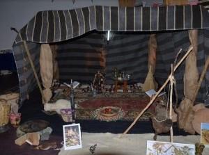 Expositie Sommelsdijk: Bijbelse voorwerpen zien, horen en ruiken