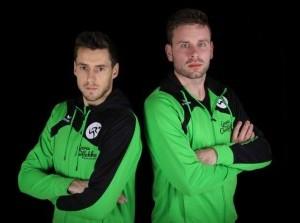 Wouter en Frank gaan 24 uur voetballen voor goed doel Roparun