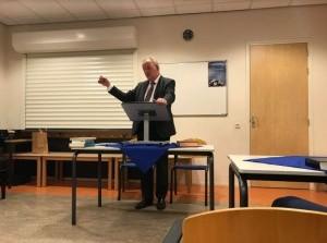 Verslag lezing God, Nederland en Oranje: blijvend actueel?