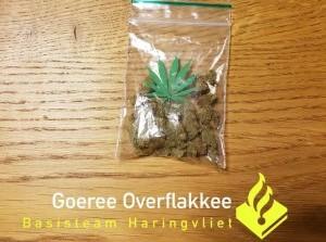 [video] Politie Goeree-Overflakkee krijg meldingen drugsgebruik minderjarigen