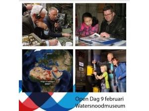 Zaterdag Open Dag 2019 in het Watersnoodmuseum