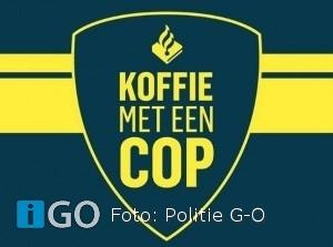 Koffie met een Cop in Sommelsdijk
