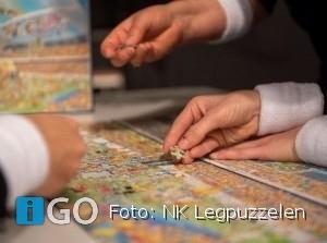 GO legpuzzelen kampioenschap in Middelharnis komt er weer aan!