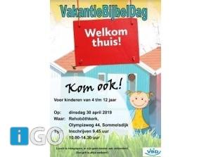 Welkom op VakantieBijbelDag in Sommelsdijk