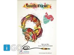 Welkom bij Youth event in Ouddorp