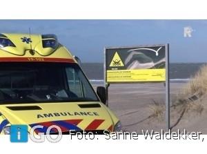 [video] Ouddorpse hulp bij dodelijk strandongeluk Renesse