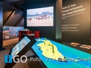 VVV Goeree-Overflakkee opent spectaculair VVV Inspiratiepunt