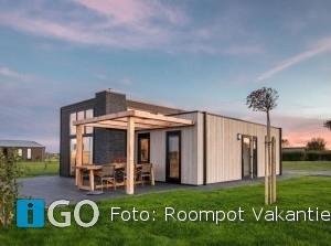 Start verhuur en verkoop luxe villa's Park Zeedijk Herkingen