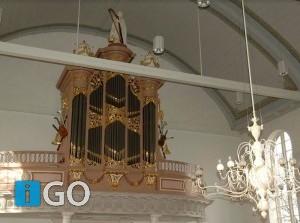 Welkom bijCD-presentatieconcert rond het Meere-orgel Sommelsdijk