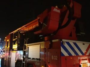 Auto in de sloot Mariadijk Sluishaven, Ooltgensplaat