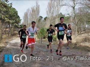 Atleten AV Flakkee tonen vorm richting voorjaarsmarathons