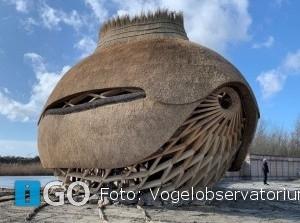 Vogelobservatorium Tij (Haringvliet) gesloten
